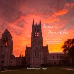 Bryan at Bryn Athyn Booklet Cover